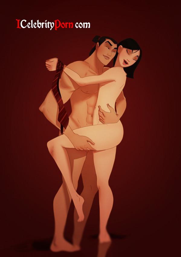 Disney Dibujos Animados Desnudos Hot (19)