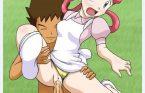 Pokemon xxx Cartoon Porno Fotos Calientes