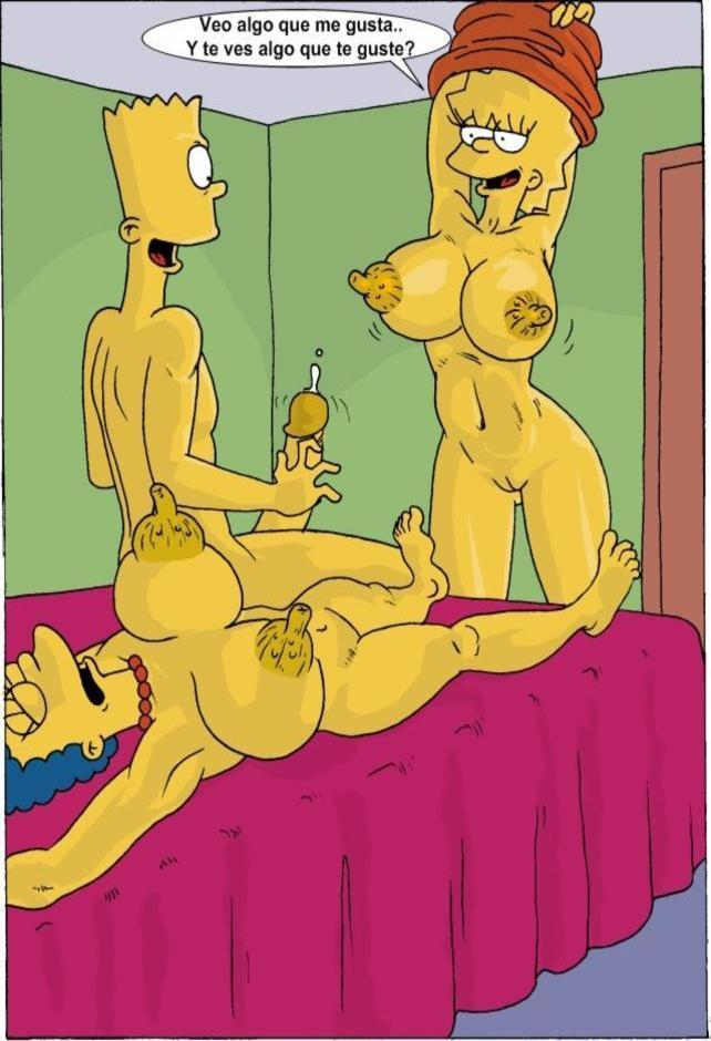 Lisa simpson animated sex cartoon agree with