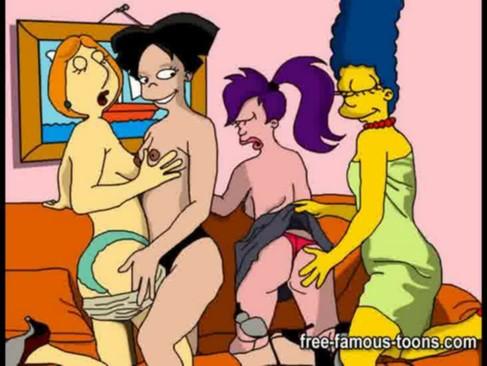 Futurama Hentai Video xxx – Leea Teniendo sexo con Zapp -futuramaxxx-leea-desnuda-cogiendo