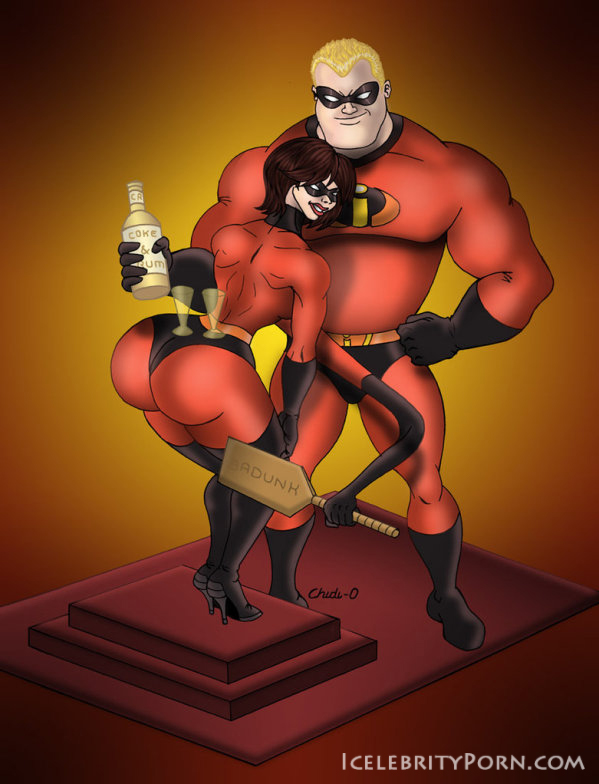 Elastigirl Is Very Hot And Sexy Porn Nudes xxx - Disney xxx - pornoanimexxx