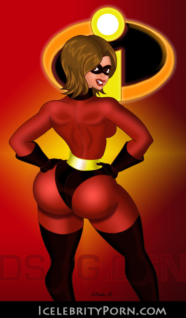 the incredibles girls characters naked