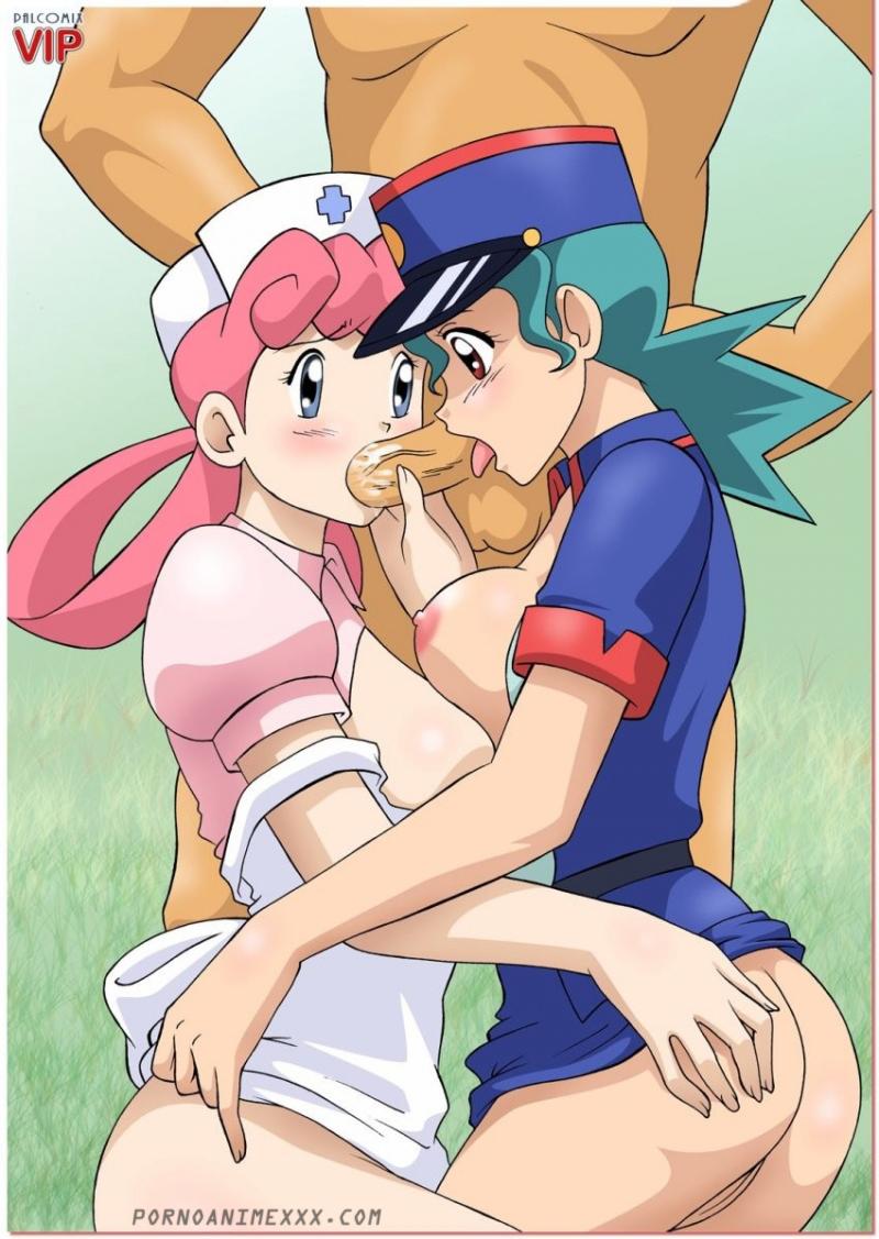 Hot Pokemon xxx cartoon porn - sex tape - masturbacion - pokemon follando - hentai extremo pokemon xxx (10)