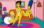 Marge Simpson imágenes xxx Desnuda Hentay HD