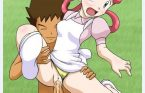 Pokemon xxx Cartoon Porno Fotos Calientes