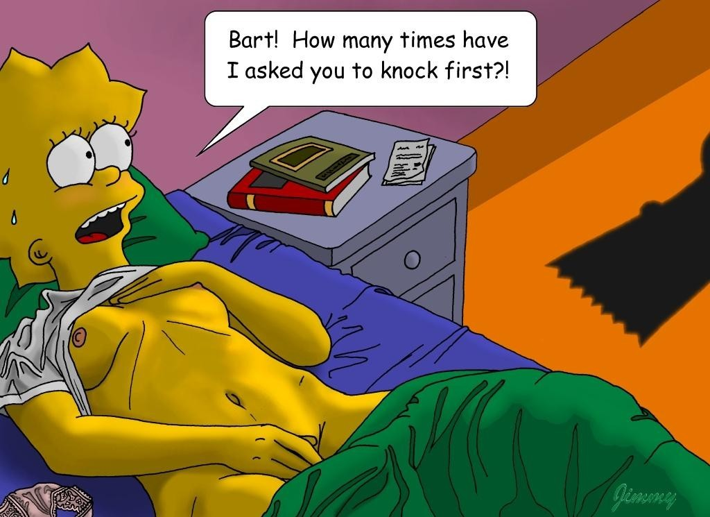 Scklucken Lisa Simpson And Bart Porn Videos