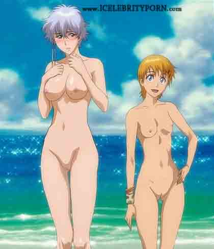 Sexy bleach girls showing pussy that necessary