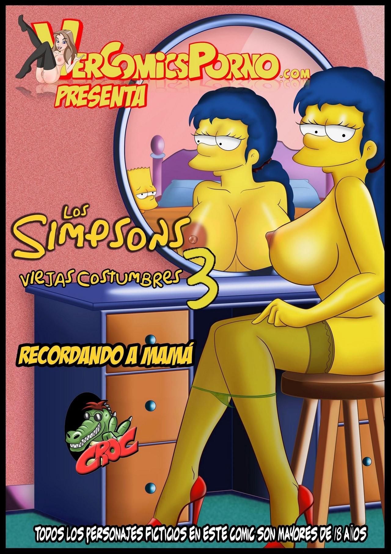 Simpson sexe Hentai