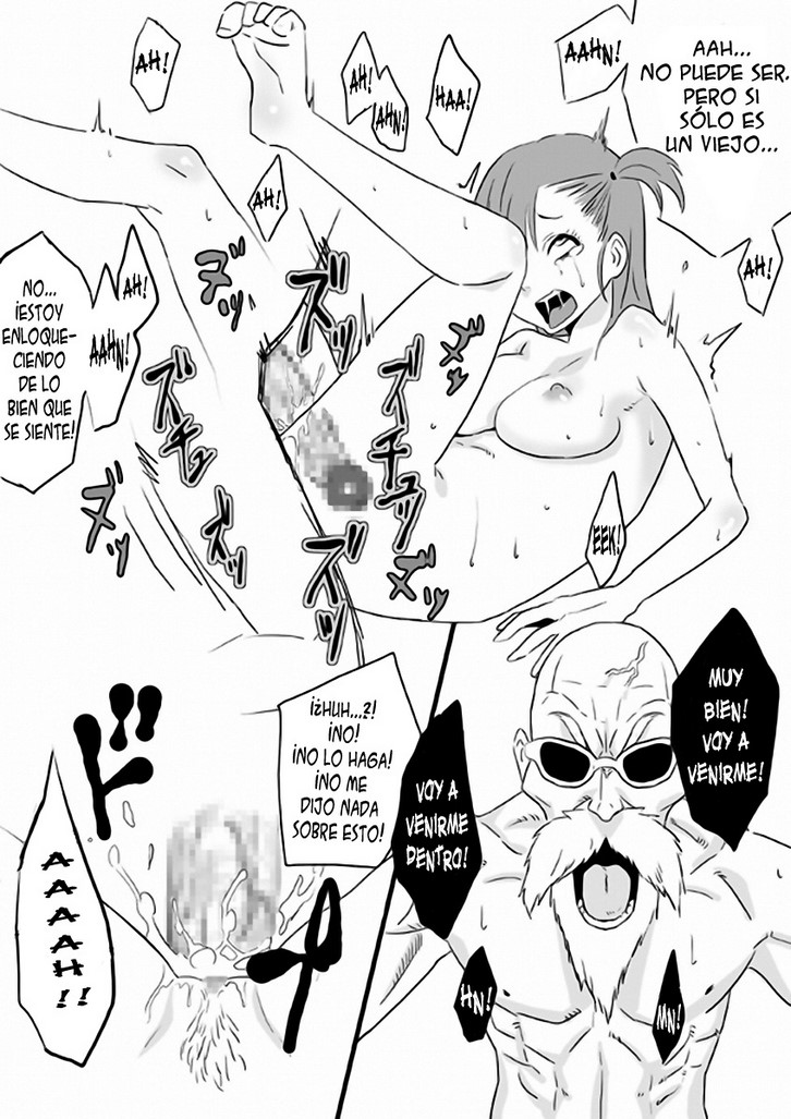 Dragon Ball Z Porno Comic Hentai Gratis-8464