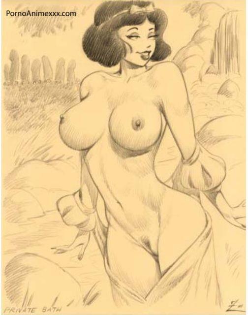 princesas de disney desnudas
