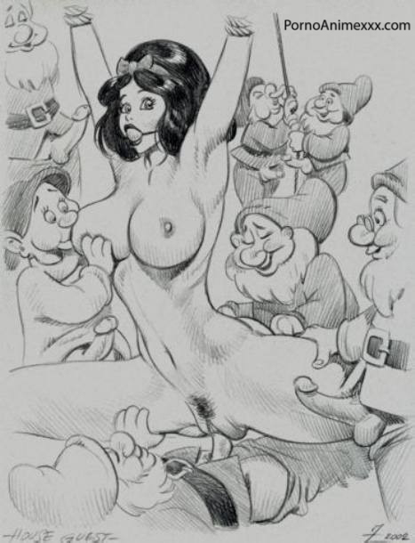 from Milo blanca nieves porno toons