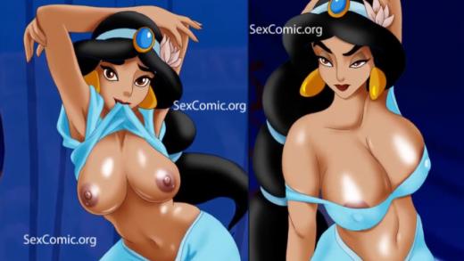 Princesa Jazmin xxx video Disney Porno - pornoanimexxx