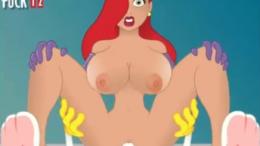 Jessica Rabbit violada-conejo-roger (3)