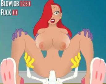 Jessica Rabbit violada-conejo-roger disney porno