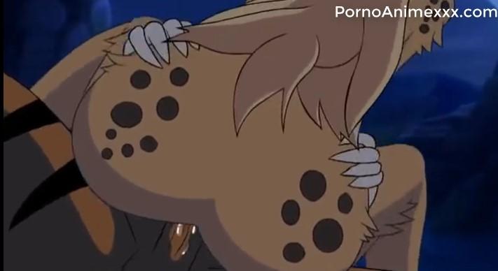 dibujos animados porno