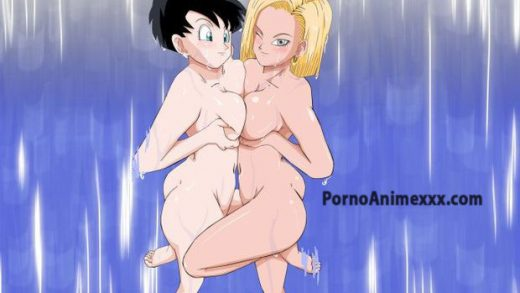 androide 18 y videl desnudas videos hentai dbz xxx